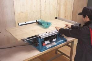 Utilizzo Sega da banco 1650w Makita 2704 mm. 260