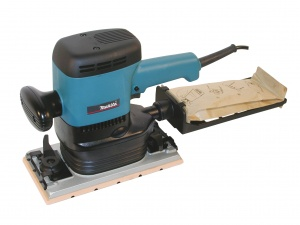 Levigatrice orbitale 600w Makita 9046 mm. 115x229