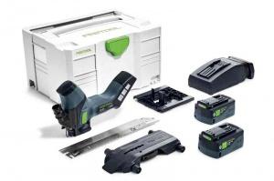 Sega a batteria per materiali isolanti festool isc 240 li 5,2 ebi-plus 574819 - dettaglio 1