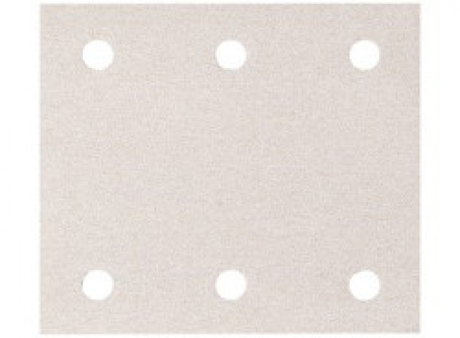 Disegno Carta abrasiva white per levigatrice 114x102 mm - 10pz