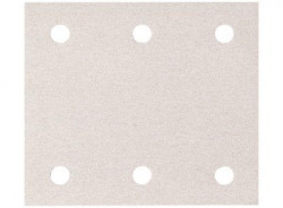 Disegno Carta abrasiva white per levigatrice 114x102 mm - 50pz