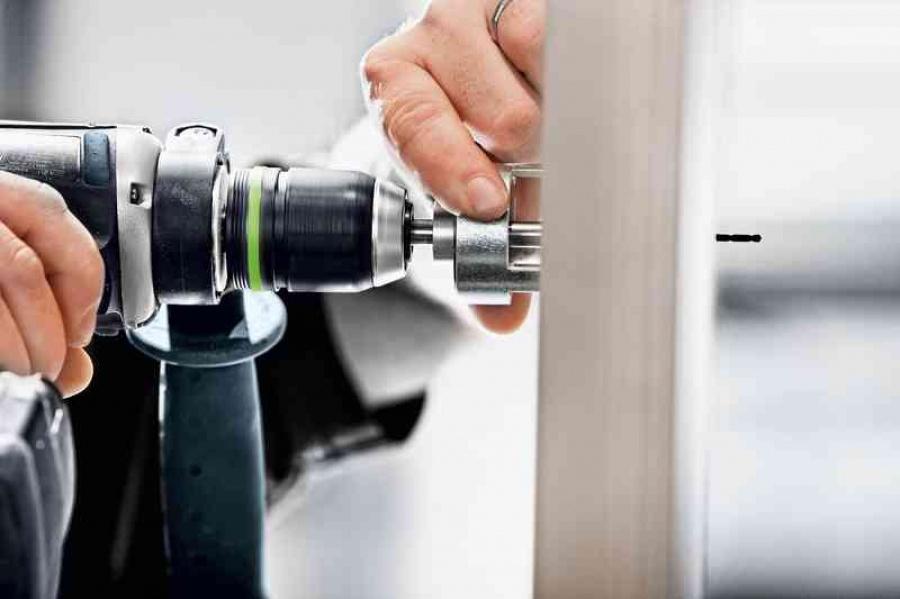 Festool drc 18/4 li 5,2-plus-sca trapano avvitatore a batteria 574916 - dettaglio 9