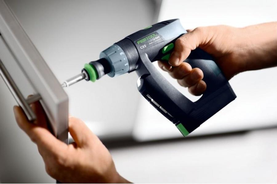 Festool cxs li 2,6-plus trapano avvitatore a batteria 564531 - dettaglio 8