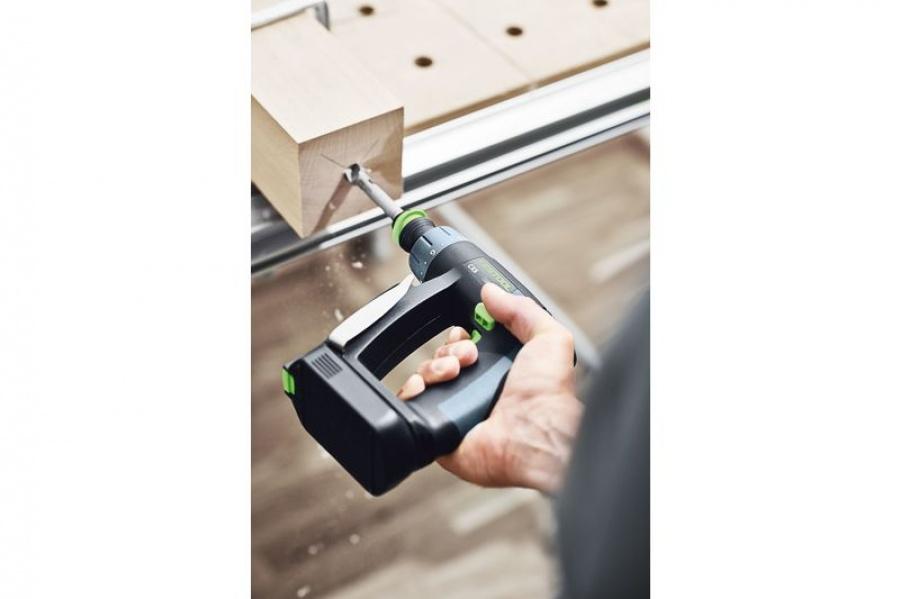 Festool cxs li 2,6-plus trapano avvitatore a batteria 564531 - dettaglio 9