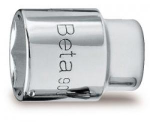 "Chiave a Bussola a mano 1/4"" bocca esagonale Beta 900 mm. 4,5"