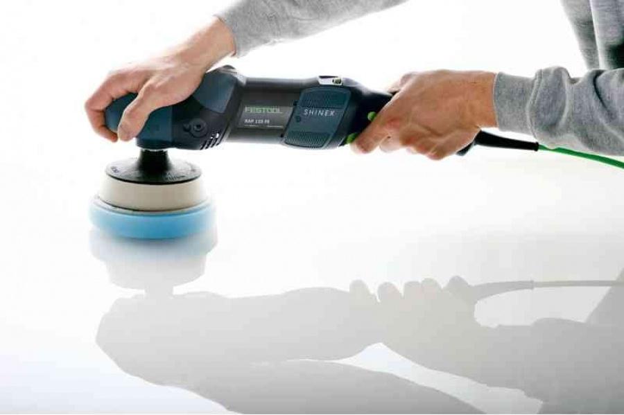 Lucidatrice rotativa shinex festool rap 150-21 fe-set wood 574907 - dettaglio 8