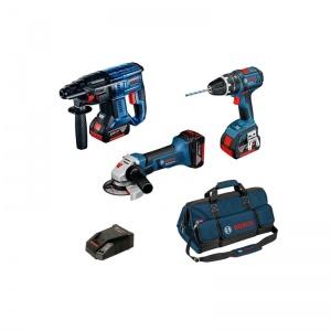 Bosch 0615990K13 Set elettroutensili 18V