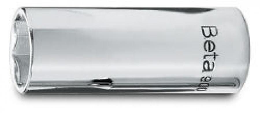 "Chiave a Bussola a mano lunga 1/4"" bocca esagonale Beta 900L mm. 13"