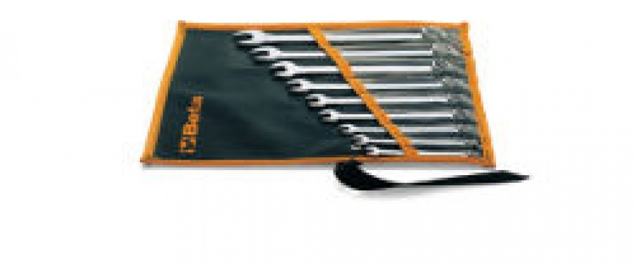 Serie chiavi combinate lucide Beta 42MP/B9 pz. 9