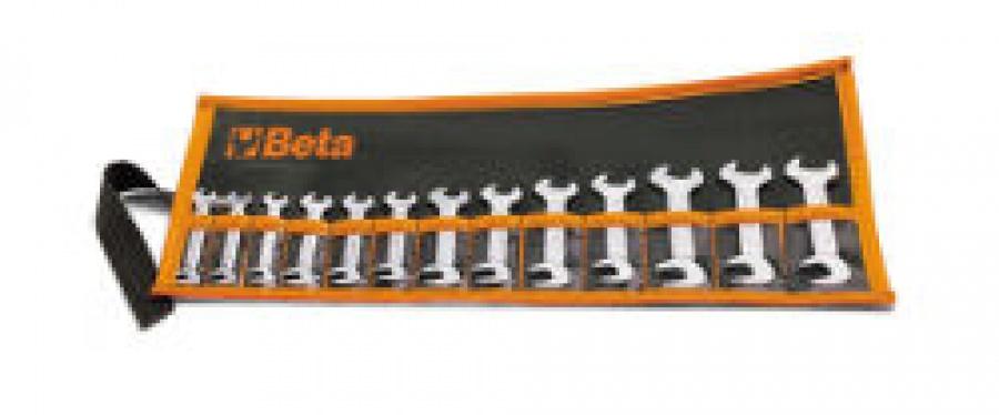 Serie chiavi a forchetta Beta 73/B13 pz. 13