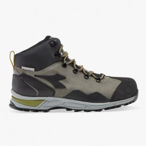 Scarpe antinfortunistiche d-trail leather hi s3 sra hro wr ci diadora utility 701.173867 - dettaglio 1