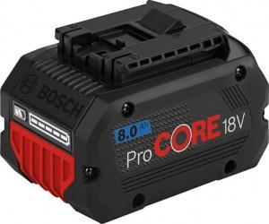 Bosch ProCORE 18v 8,0ah Batteria - dettaglio 1