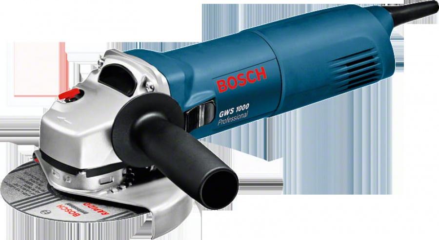 Bosch gws 1000 smerigliatrice angolare 0601828901 - dettaglio 2