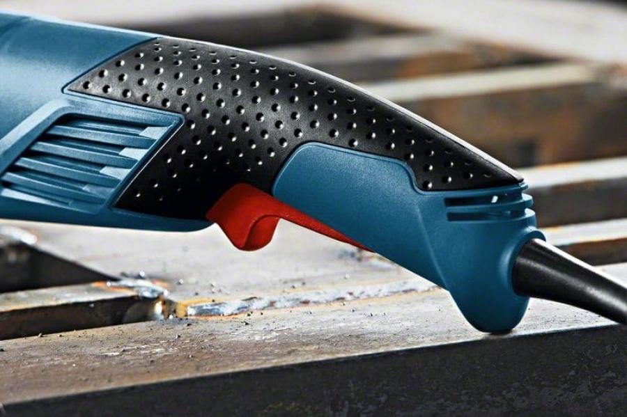 Bosch gws 18-125 l inox smerigliatrice angolare compatta 06017a4000 - dettaglio 5