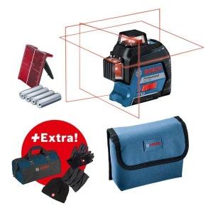 Livella laser bosch 06159940m0 gll 3-80 professional - dettaglio 1