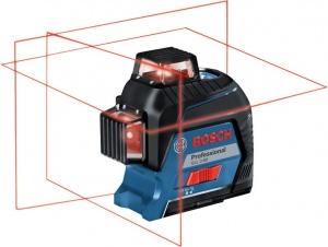 Livella laser bosch 0601063s00 gll 3-80 professional - dettaglio 1