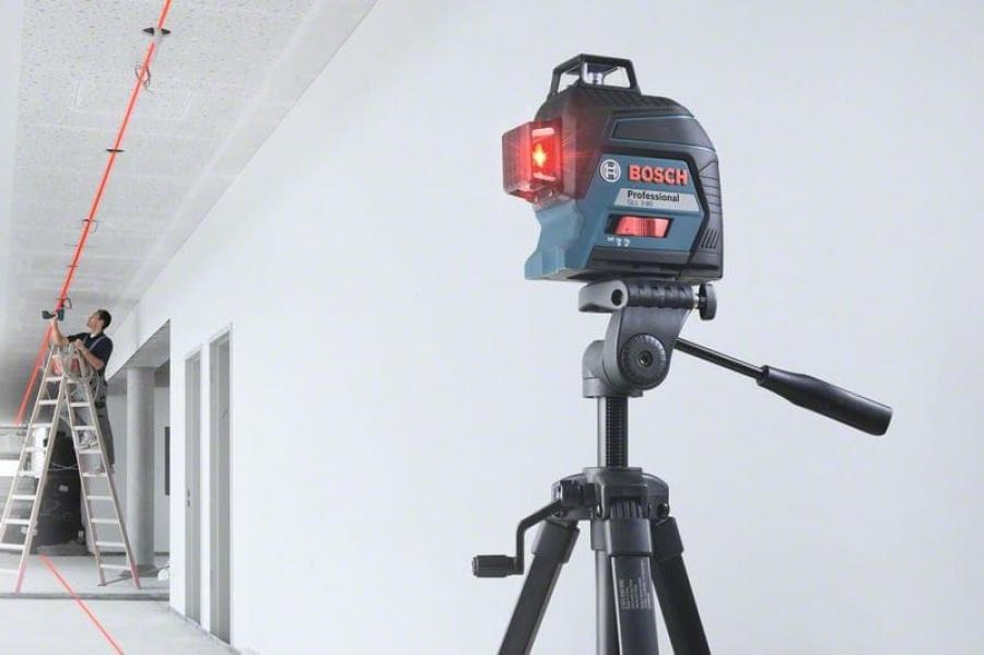 Livella laser bosch 0601063s00 gll 3-80 professional - dettaglio 5