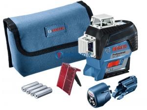 Livella laser bosch 0601063r00 gll 3-80 c - dettaglio 1