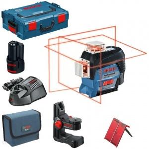 Livella laser bosch 0601063r02 gll 3-80 c + bm1 - dettaglio 1