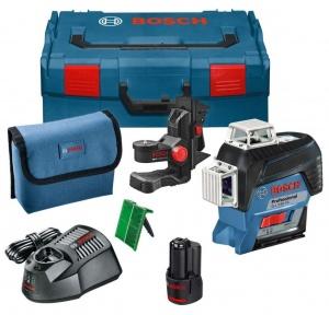 Livella laser bosch 0601063t00 gll 3-80 cg - dettaglio 1
