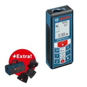 Misuratore laser bosch glm 80 set winter 06159940m2 - dettaglio 1
