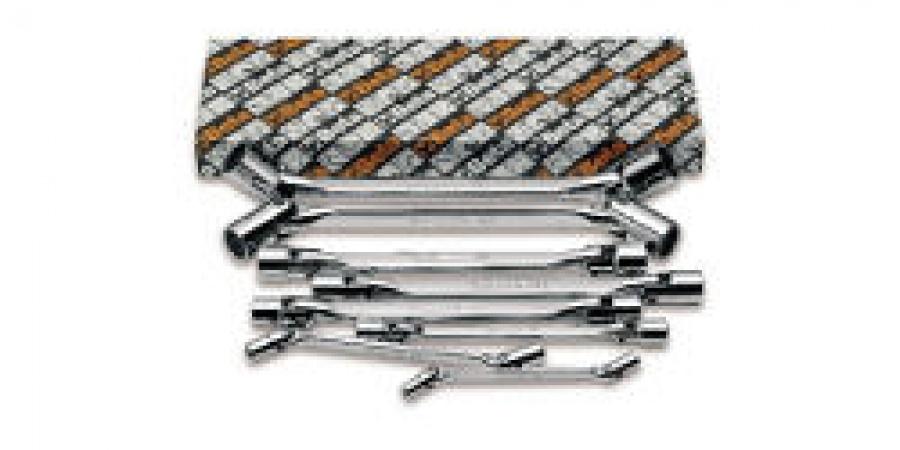 Serie Chiavi a Bussola Poligonale Snodate doppie Beta 80/S8