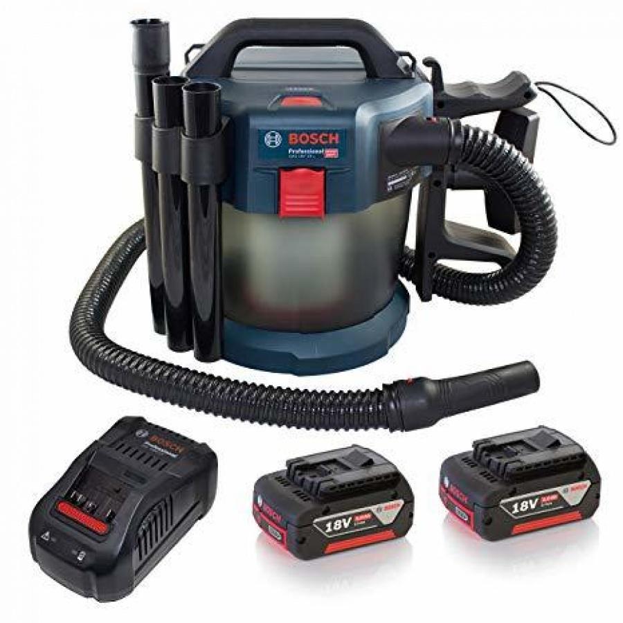 Bosch gas 18v-10 l aspiratore a batteria 06019c6301 - dettaglio 1