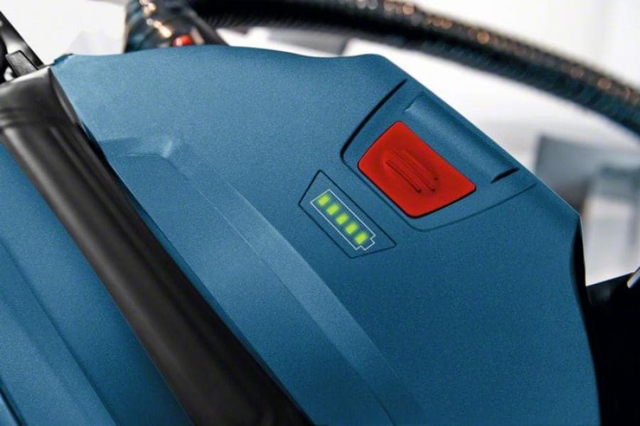 Bosch gas 18v-10 l aspiratore a batteria 06019c6301 - dettaglio 8