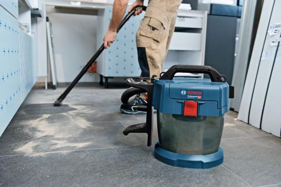 Bosch gas 18v-10 l aspiratore a batteria senza batterie 06019c6300 - dettaglio 5