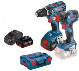 Bosch 0615990K82 Set avvitatori 18v