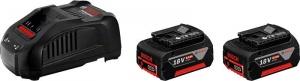 Bosch 1600A00B8L  Starter Set 18v