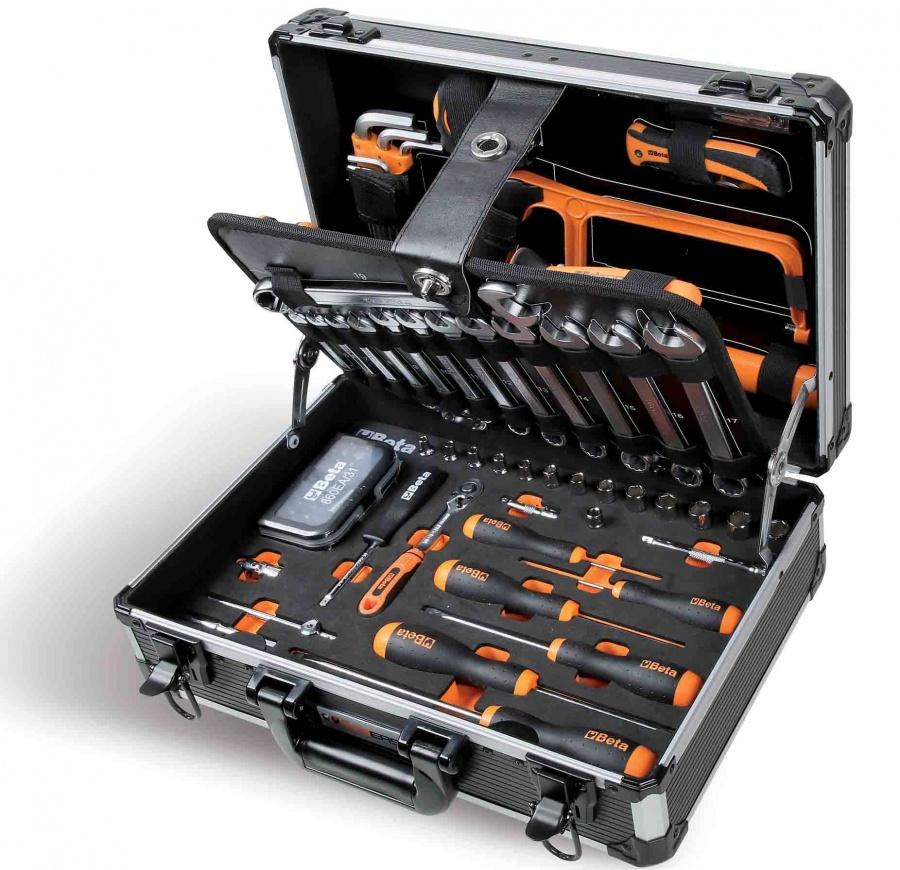 Beta 2054E/I-100 Valigia Easy 100 utensili