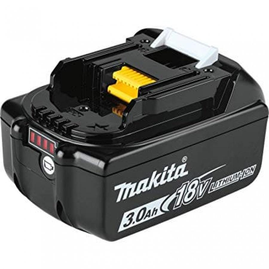 Makita bl1830b batteria makstar li-ion 18v 197599-5 - dettaglio 1