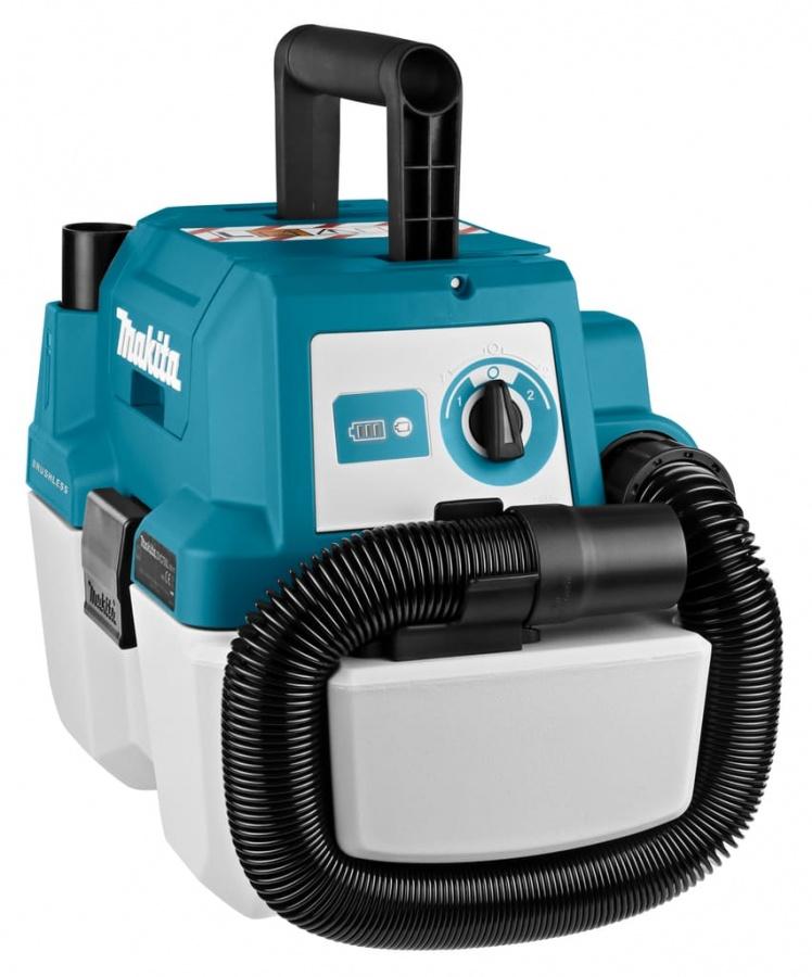 Makita DVC750LZX1 Aspiratore 18v senza batterie - dettaglio 5