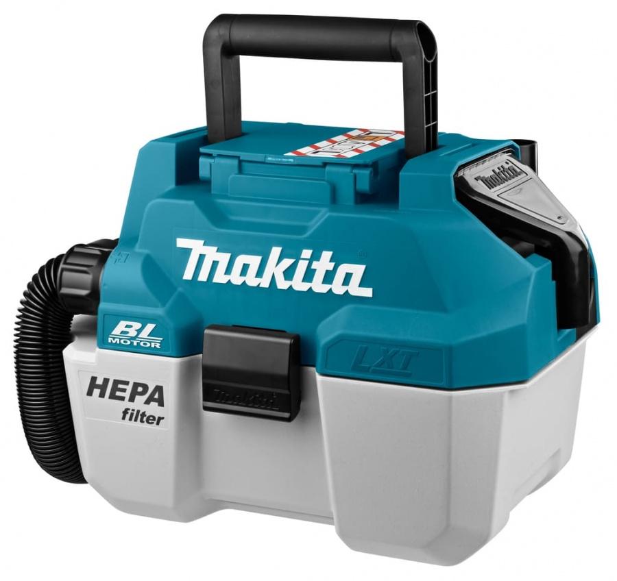 Makita DVC750LZX1 Aspiratore 18v senza batterie - dettaglio 7