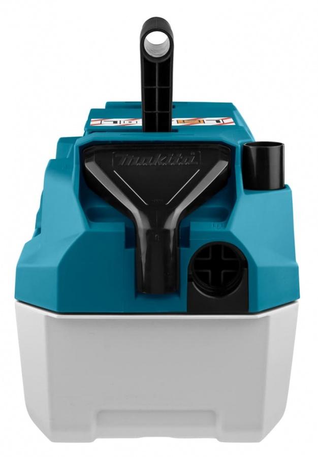 Makita DVC750LZX1 Aspiratore 18v senza batterie - dettaglio 8