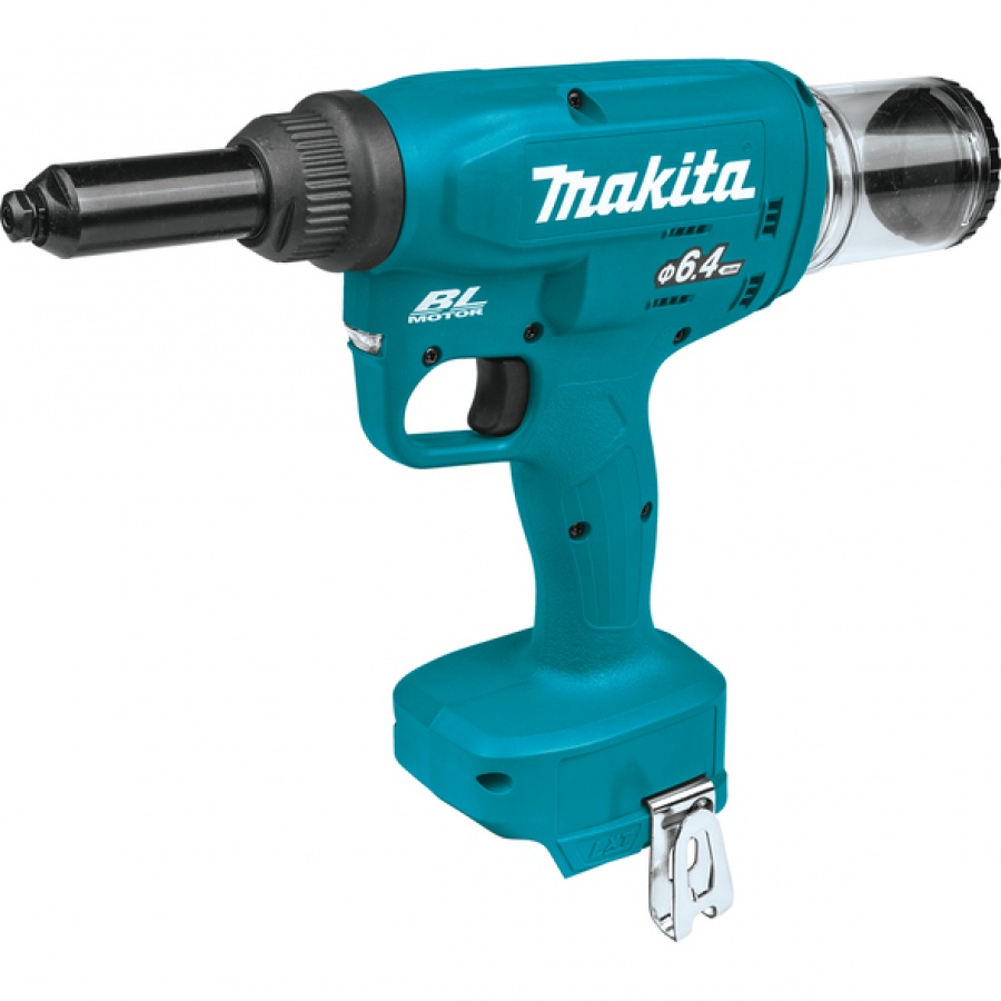 Makita DRV250RTJ Rivettatrice a batteria 18V - Dettaglio 2