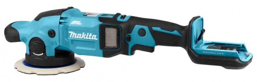 Makita DPO600Z Lucidatrice 18v senza batterie - dettaglio 2