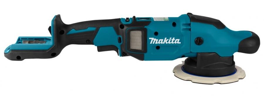 Makita DPO600Z Lucidatrice 18v senza batterie - dettaglio 4