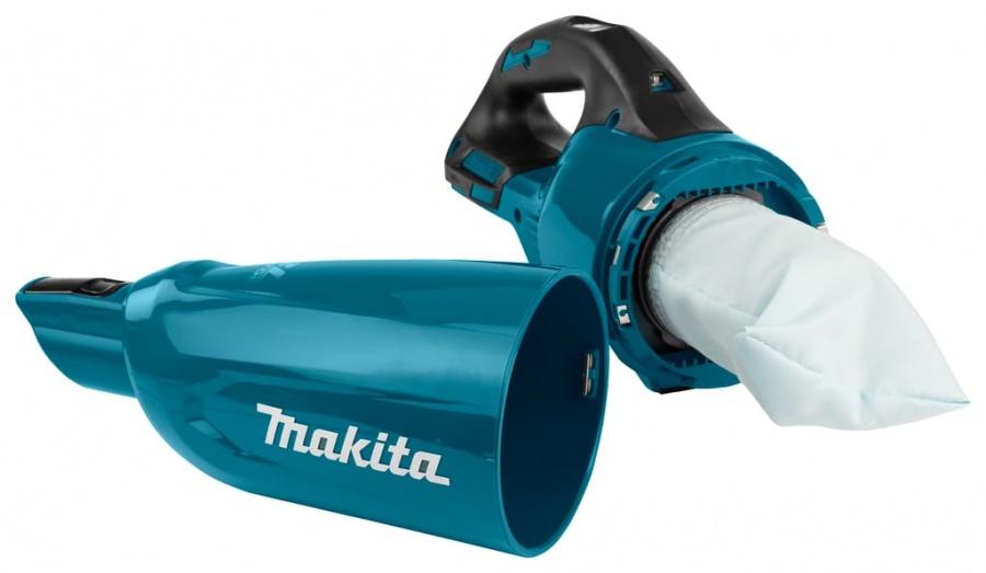 Makita DCL281FZ Aspiratore 18v senza batterie - Dettaglio 10