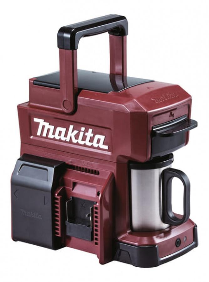 Macchina da caffè 18v senza batterie makita dcm501zar - dettaglio 1