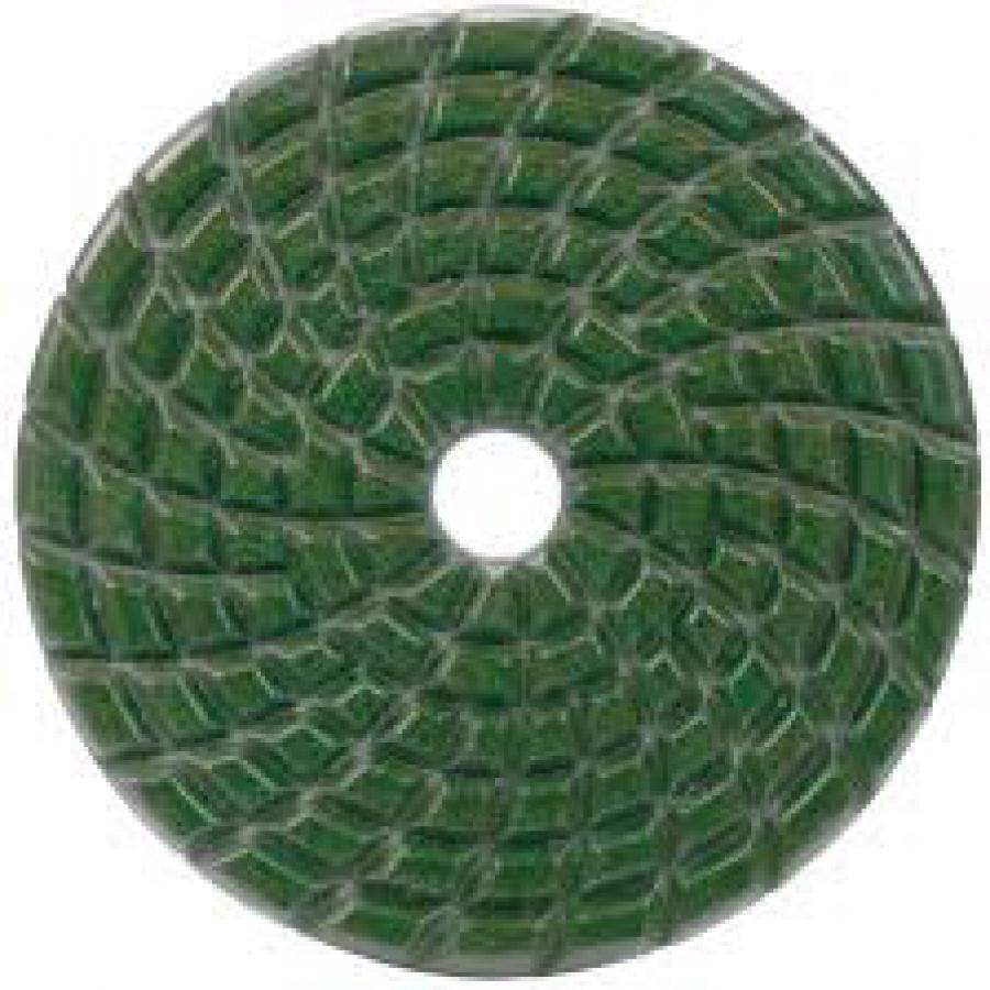 Disegno dischi diamantati per lucidatura marmo e granito 100 mm