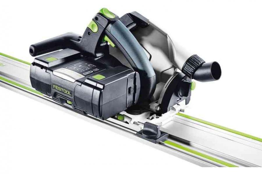 Sega ad affondamento a batteria festool tsc 55 li 5,2 rebi-plus/xl-sca 575689 - dettaglio 8