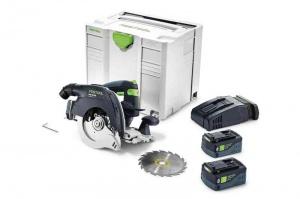 Sega a cappa oscillante a batteria festool hkc 55 li ebi-plus-sca 575675 - dettaglio 1