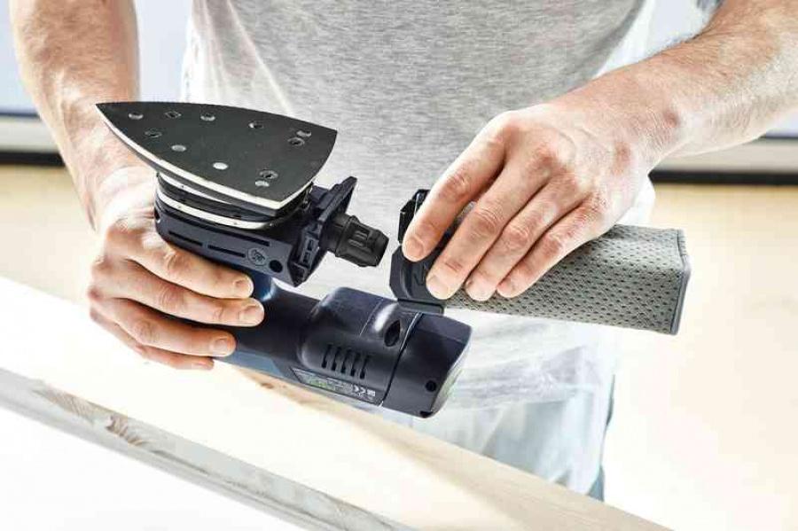 Festool 575703 levigatrice delta a batteria dtsc 400 li 3,1 i-set - dettaglio 3