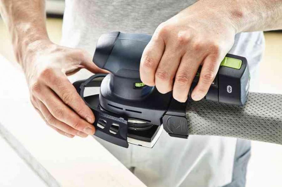 Festool 575703 levigatrice delta a batteria dtsc 400 li 3,1 i-set - dettaglio 4