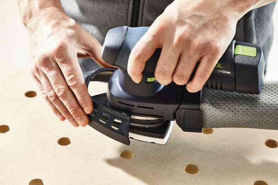 Festool 575703 levigatrice delta a batteria dtsc 400 li 3,1 i-set - dettaglio 5
