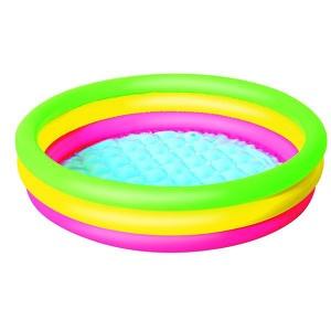 Bestway piscina tonda arcobaleno 51104 - dettaglio 1