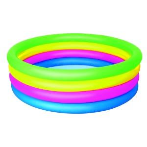 Bestway piscina tonda arcobaleno 51117 - dettaglio 1