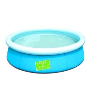 Bestway piscina tonda first fast pool 57241 - dettaglio 1
